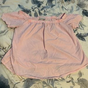 💖 Pink Abercrombie & Fitch Top 💖